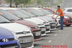 xe hyundai I10 được đánh giá là dòng xe bán chạy nhât trong tháng 7/ 2108