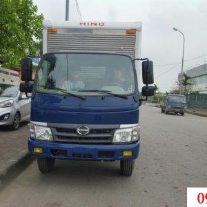 Xe hino WU342L Nhập khẩu nguyên chiếc từ Indonesia. Tải trọng xe 5 tấn