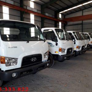 Sau khi ra mắt các dòng tải nhẹ. Hyundai Thành Công tiếp tucp ra mắt dòng tải trung, Hyundai 75s, Hyundai 110s.