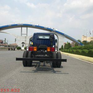 Xe tải Hyundai 4 tấn của Thành Công ra đời để thay thế các dòng xe tải Hyundai HD72 của Đô Thành lắp ráp.