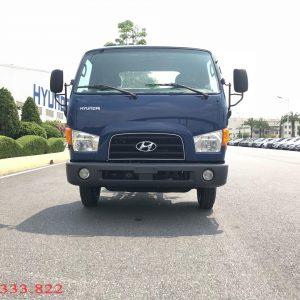 Bán xe tải hyundai mighty 75s màu xanh