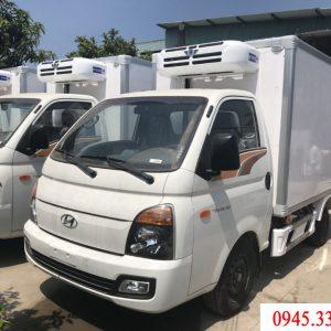 Bán xe tải Hyundai 1 tấn thùng đông lanh, Xe tải Hyundai New mighty porter H150