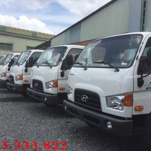 Xe tải Hyundai mighty 110s dòng xe ra