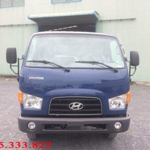 Cabin xe tải Hyundai new mighty 110s. Xe có tải trọng 7 tấn. Dòng xe được đánh giá cao trong thời gian tới.