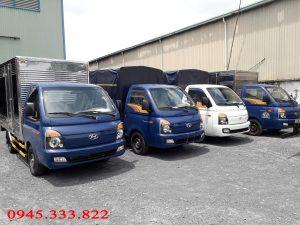 Hyundai Thành Công chính thức thay thế Veam mô