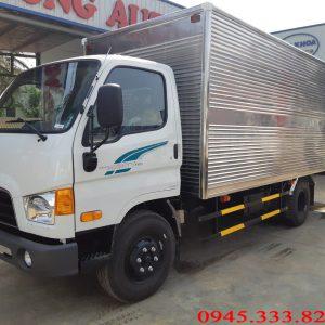 Xe tải Hyundai 7 tấn của Thành Công nhập khẩu linh kiện từ Hàn Quốc , lắp ráp tại Việt Nam