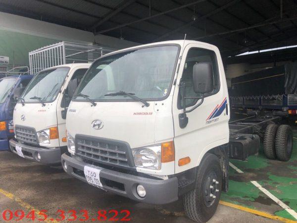 hyundai Mighty 2017 tải trọng 7.8 tấn và kích thước lọt lòng thùng dài 5m. Được đánh giá là một trong những dòng xe chất lương cảu Hyundai hiện nay.