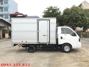 Xe tải kia k200 cùng phân khúc với xe hyundai H150