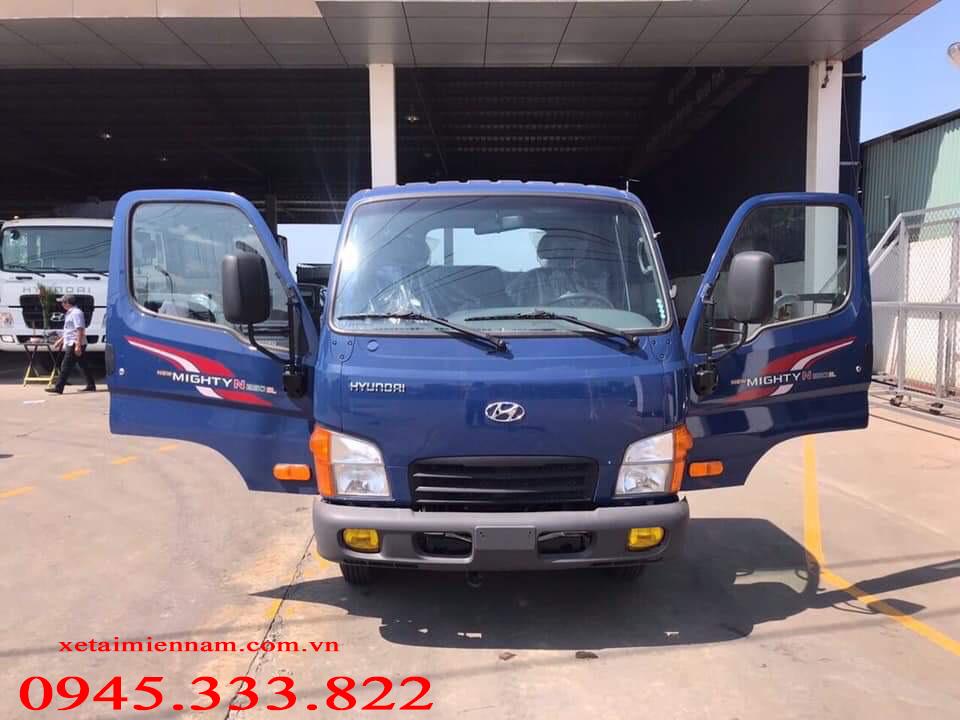 Hyundai N250sl thùng dài 4m4