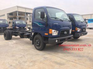 Hyundai 110sl là dòng sản phẩm nhà máy hyundai cho ra mắt cuối năm 2019 để đáp ứng nhu cầu chuyên chở hàng hóa.