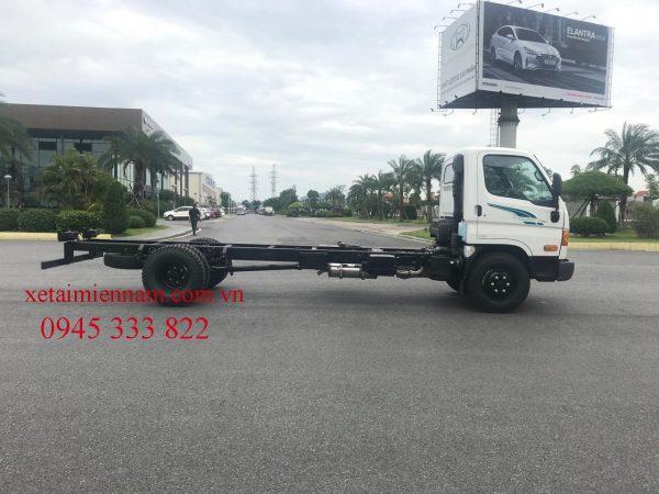 Hyundai Mighty 110sl dòng xe tải thay thế cho dong xe hyundai 120sl hay Hd800. Tải trọng cao, thùng xe lớn. Đáp ứng nhu cầu chuyên chở hàng hóa với khích thước lớn.